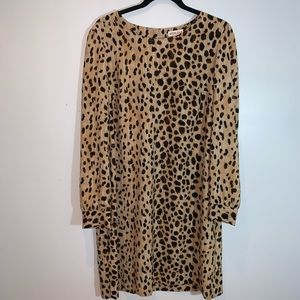 Merona Animal Print Dress